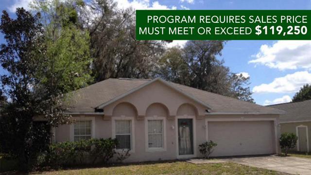 Volusia County foreclosures – 925 Cascades Park Trl, Deland, FL 32720