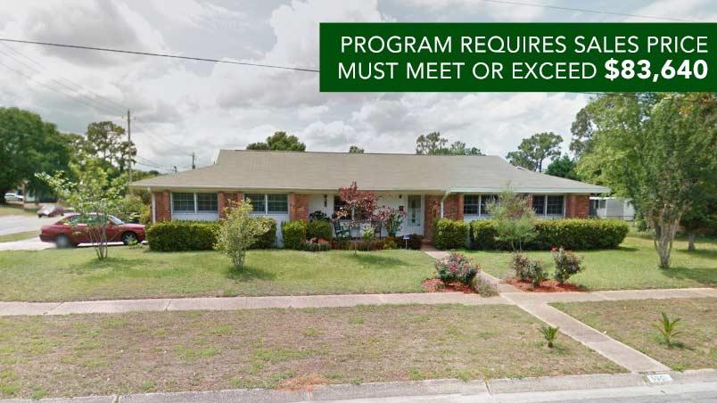 Pensacola foreclosures – 5601 Leesway Blvd, Pensacola, FL 32504