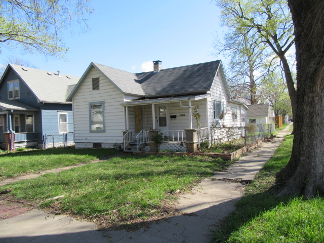 Shawnee County foreclosures – 500 Ne Lime St, Topeka, KS 66616