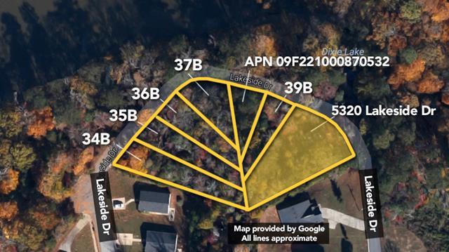 Union City foreclosures – 5320 Lakeside Dr, Union City, GA 30291