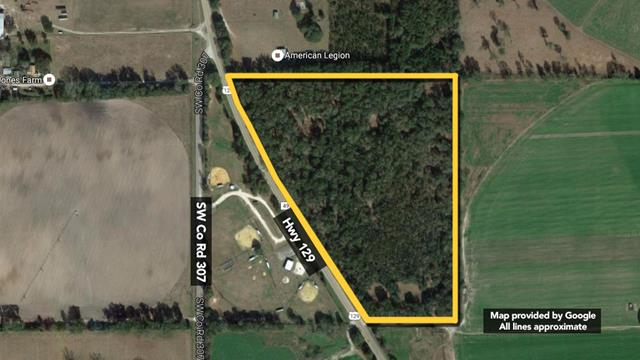Gilchrist County foreclosures – Us-129, Bell, FL 32619