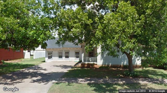 Kiowa County foreclosures – 206 N Randlett St, Hobart, OK 73651