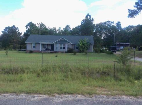 Fitzgerald foreclosures – 475 Otter Creek Rd, Fitzgerald, GA 31750