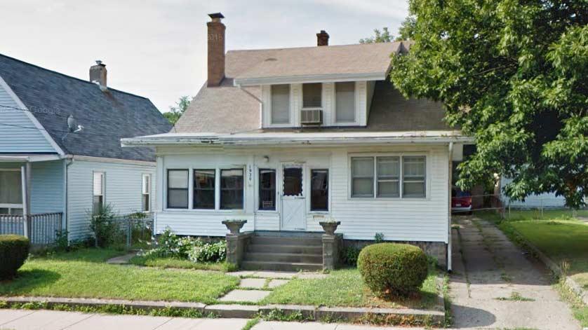Peoria foreclosures – 1920 W Garden St, Peoria, IL 61605