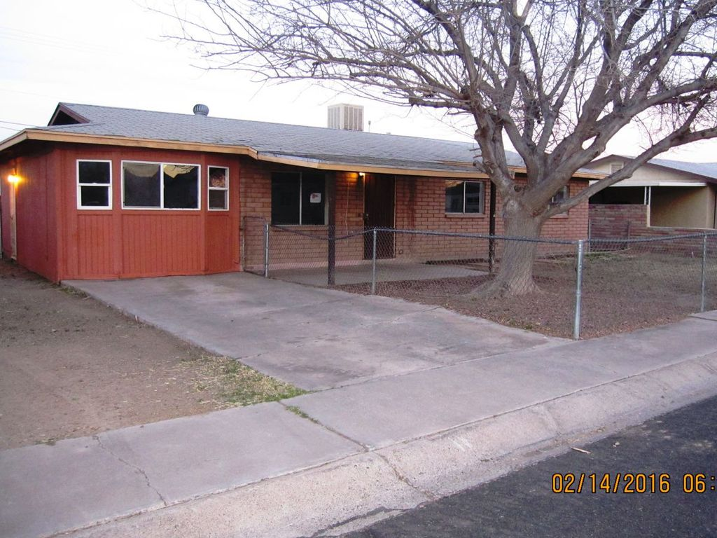 1210 Santa Fe St, Safford, AZ 85546
