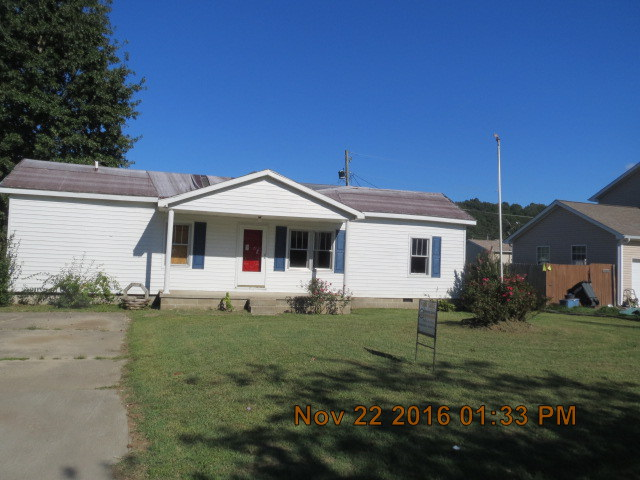 Lawrence County foreclosures – 1009 Jackson St, Louisa, KY 41230