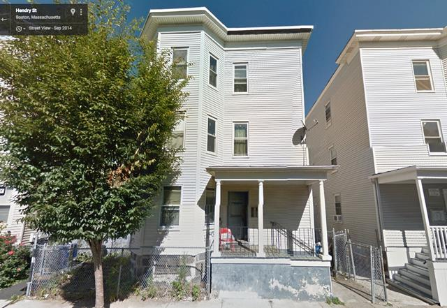 Suffolk County foreclosures – 13 Hendry St, Dorchester, MA 02122