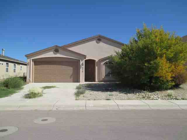 Dona Ana County foreclosures – 5614 Prairie Falcon St, Las Cruces, NM 88012