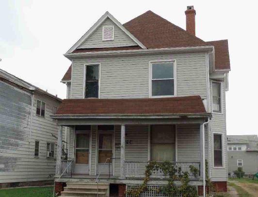 Madison County foreclosures – 2124 Edison Ave, Granite City, IL 62040