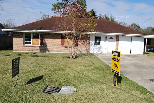 Houma foreclosures – 227 Idlewild Dr, Houma, LA 70364