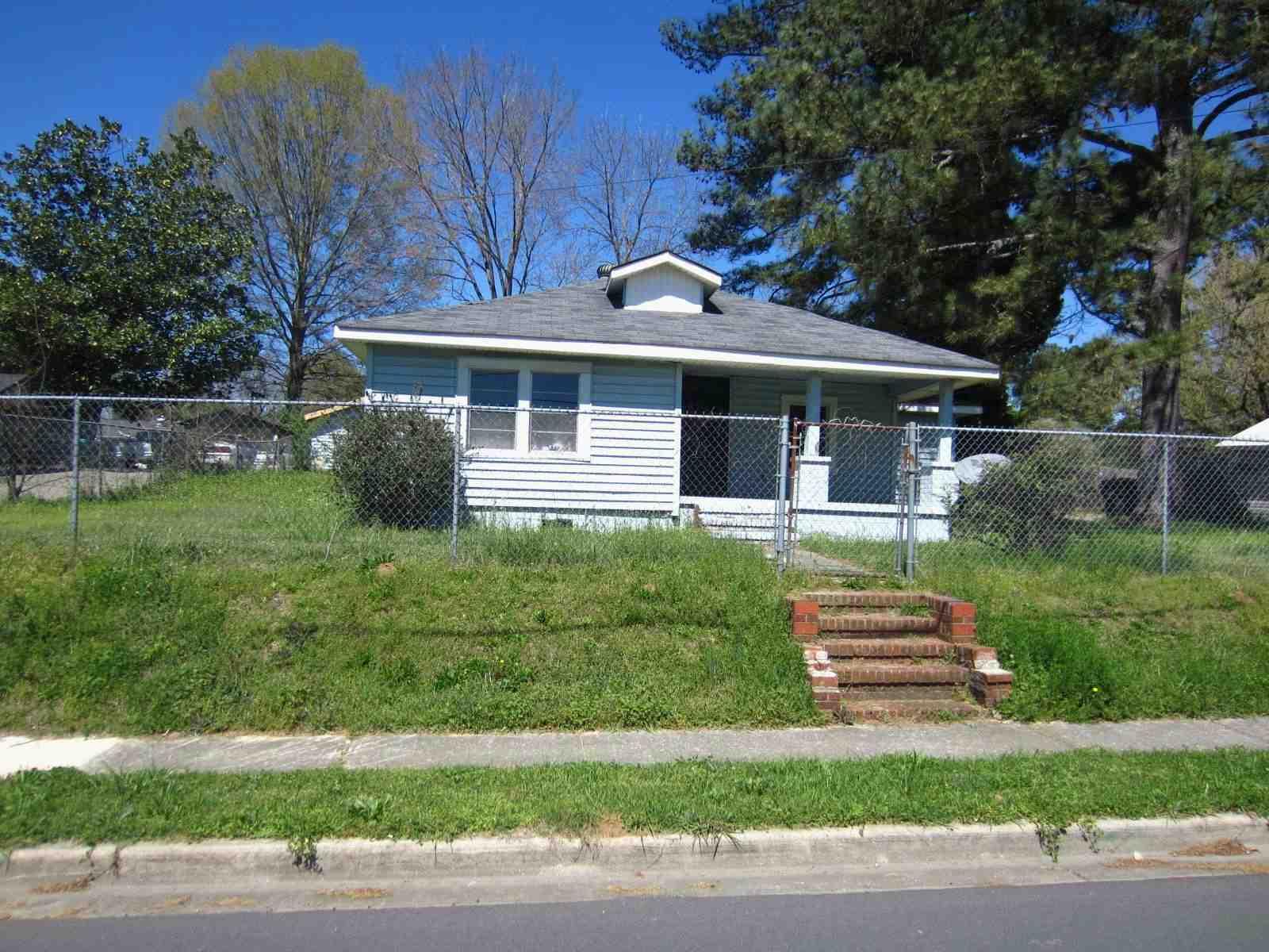 35160 foreclosures – 733 Howard St, Talladega, AL 35160