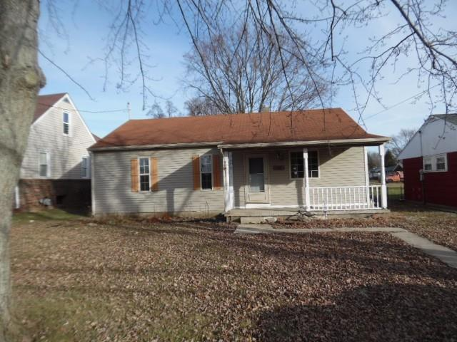 Madison County foreclosures – 5418 Main St, Anderson, IN 46013