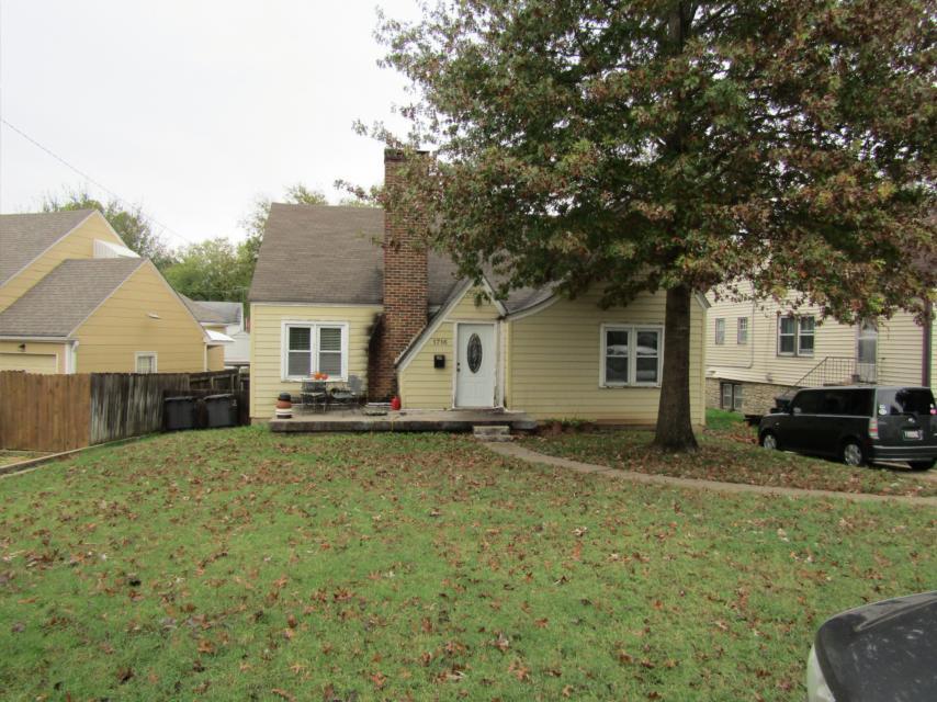 Washington County foreclosures – 1716 S Dewey Ave, Bartlesville, OK 74003