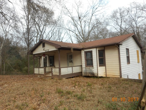 Toccoa foreclosures – 95 Hill Pl, Toccoa, GA 30577