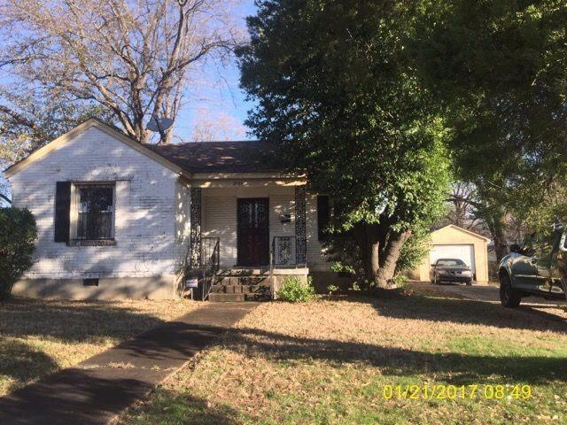 Shelby County foreclosures – 2824 Crest Ave # 2, Memphis, TN 38112