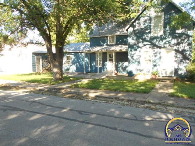 Wabaunsee County foreclosures – 515 Gertrude, Harveyville, KS 66431