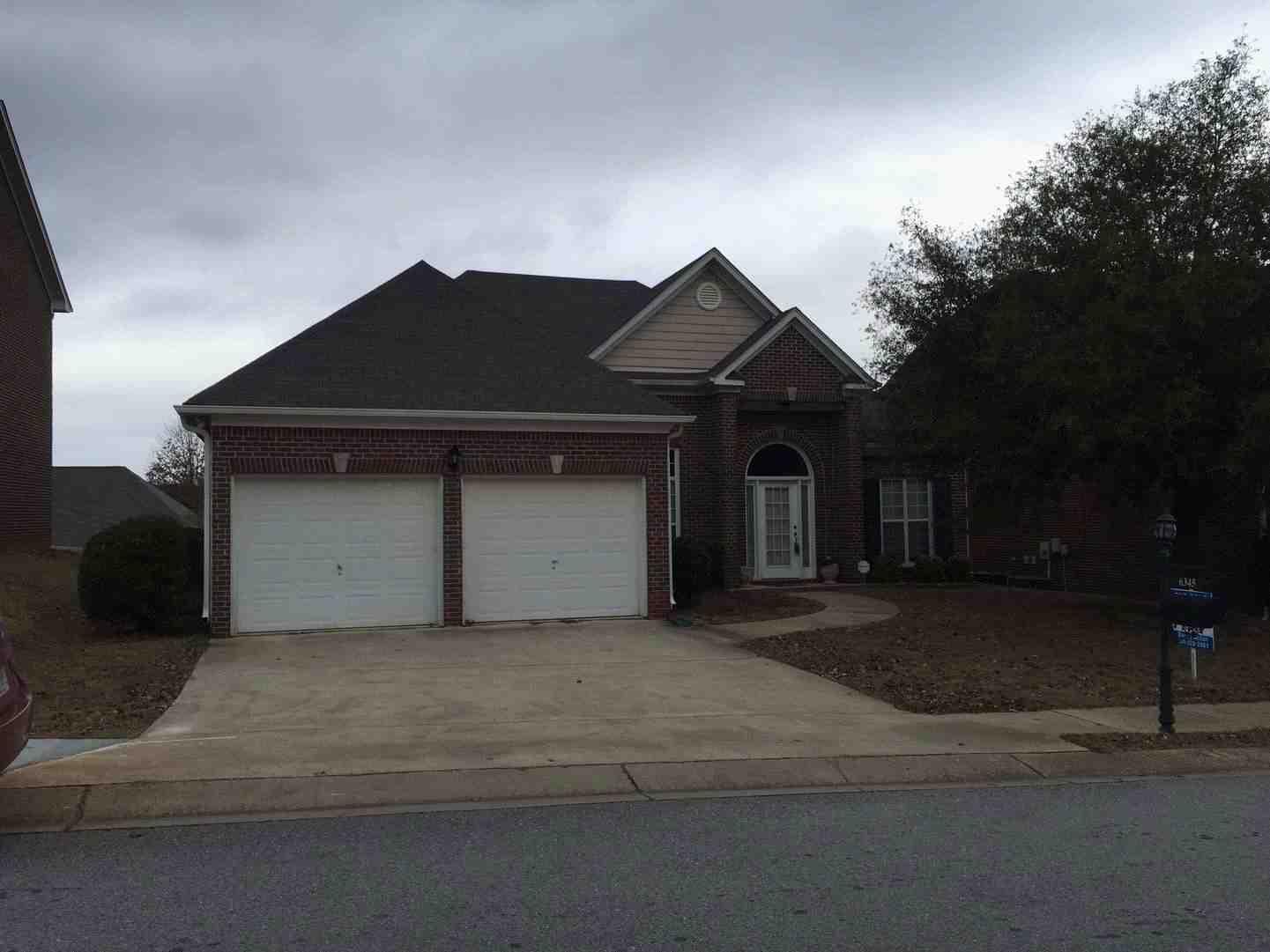 Bessemer foreclosures – 6345 Overlook Dr, Bessemer, AL 35022