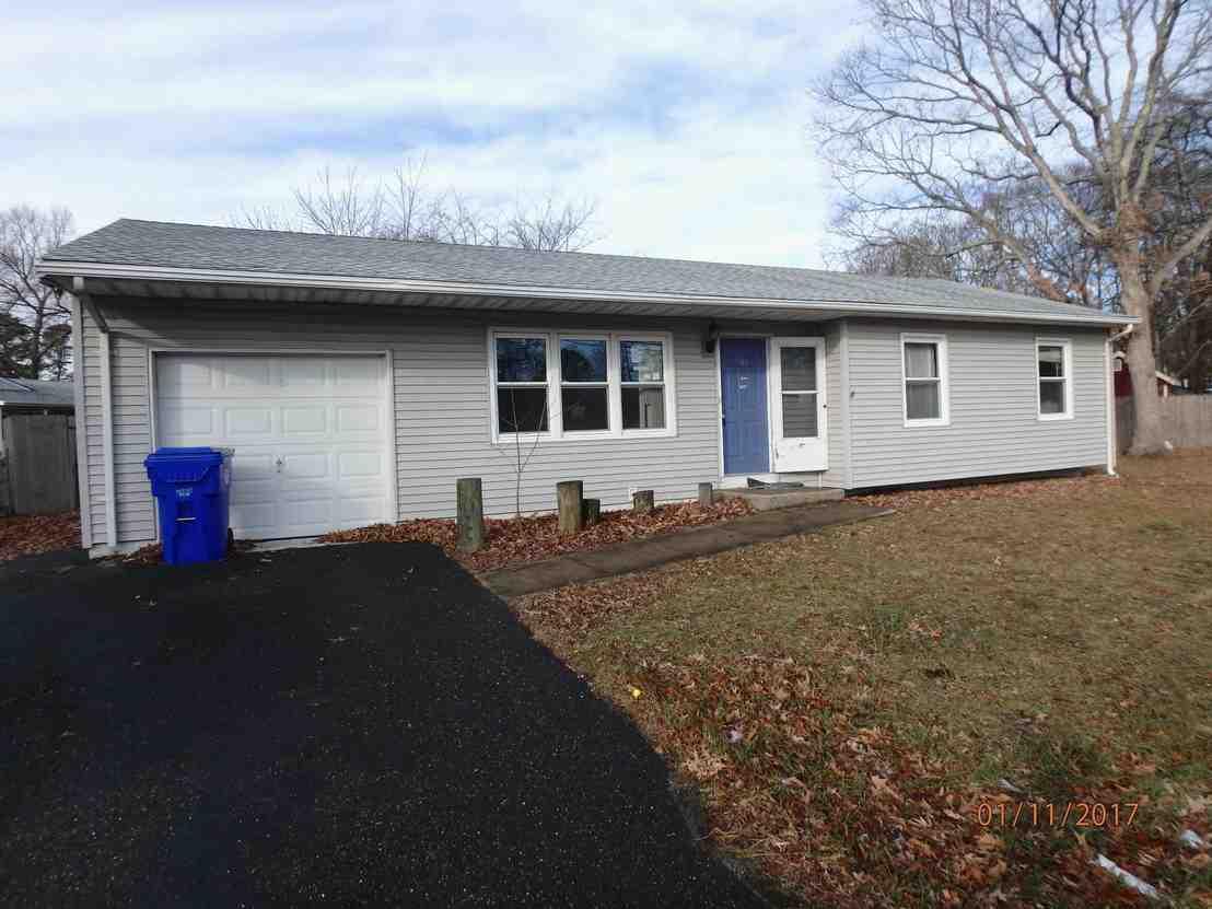Ocean County foreclosures – 581 Drum Point Rd, Brick, NJ 08723