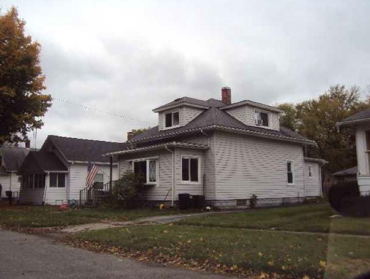 La Porte County foreclosures – 412 Roosevelt St, La Porte, IN 46350
