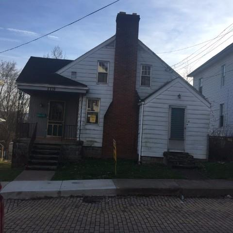 Harrison County foreclosures – 119 Grove Ave, Clarksburg, WV 26301