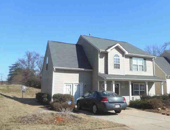 Charlotte foreclosures – 2607 Reid Park Ln, Charlotte, NC 28208