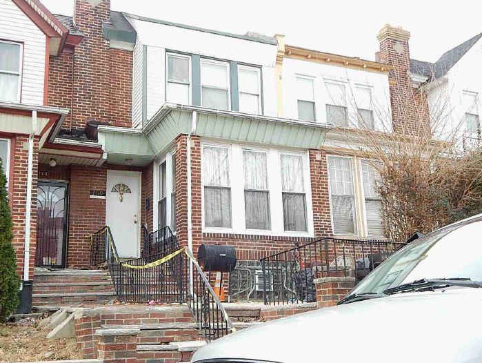 Philadelphia foreclosures – 7110 Louise Rd, Philadelphia, PA 19138