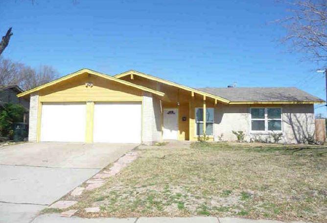 Garland foreclosures – 4001 Clemson Dr, Garland, TX 75042