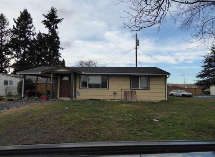 Lakewood foreclosures – 10106 Kline St Sw, Lakewood, WA 98499