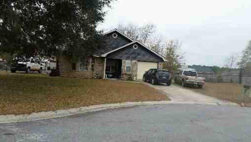 Hinesville foreclosures – 1446 Harrier Holw, Hinesville, GA 31313