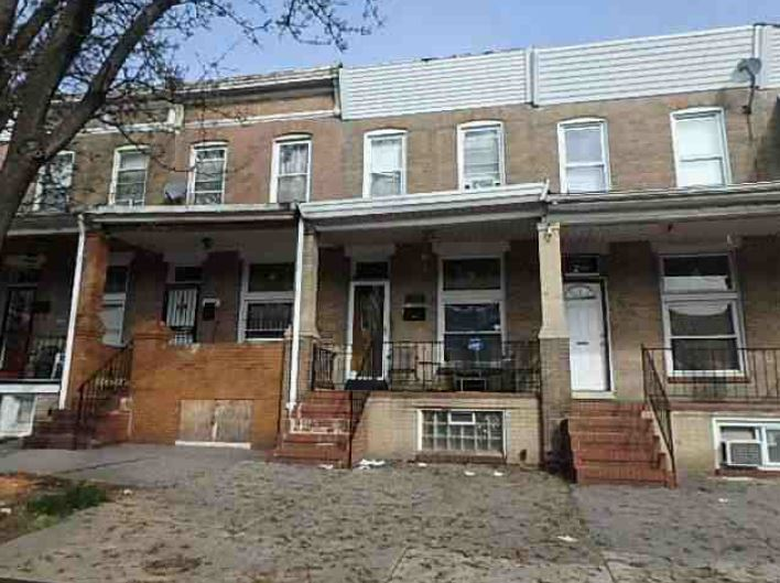 3210 Mcelderry St, Baltimore, MD 21205