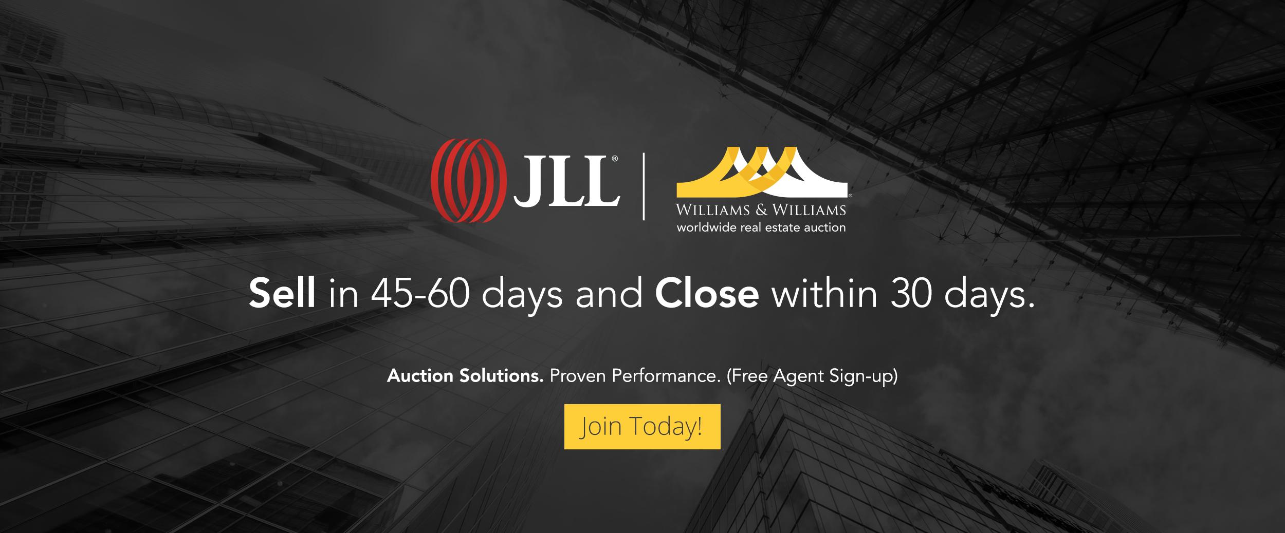 Williams & Williams Real Estate Auctions