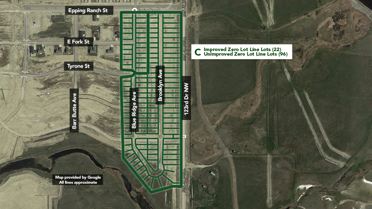 Epping Ranch Development | Williams Auction on map of lakota nd, map of larimore nd, map of west fargo nd, map of watford city nd, map of kindred nd, map of underwood nd, map of valley city nd, map of belfield nd, map of new town nd, map of mandan nd, map of hazen nd, map of fessenden nd, map of lincoln nd, map of beach nd, map of hankinson nd, map of sutton nd, map of devils lake nd, map of zap nd, map of williams county nd, map of garrison nd,