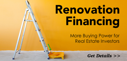 Renovation Financing
